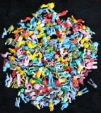 SPUR TT, 300 sitzende Figuren