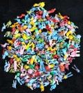 SPUR N, 300 sitzende Figuren