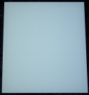 Styrodur® Platte blau, ca. 33x23cm, 1mm